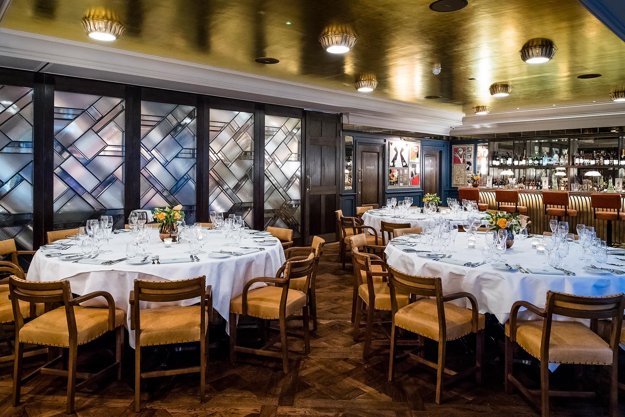 Private Dining in London - The Ivy Soho Brasserie - The Ivy Soho Brasserie