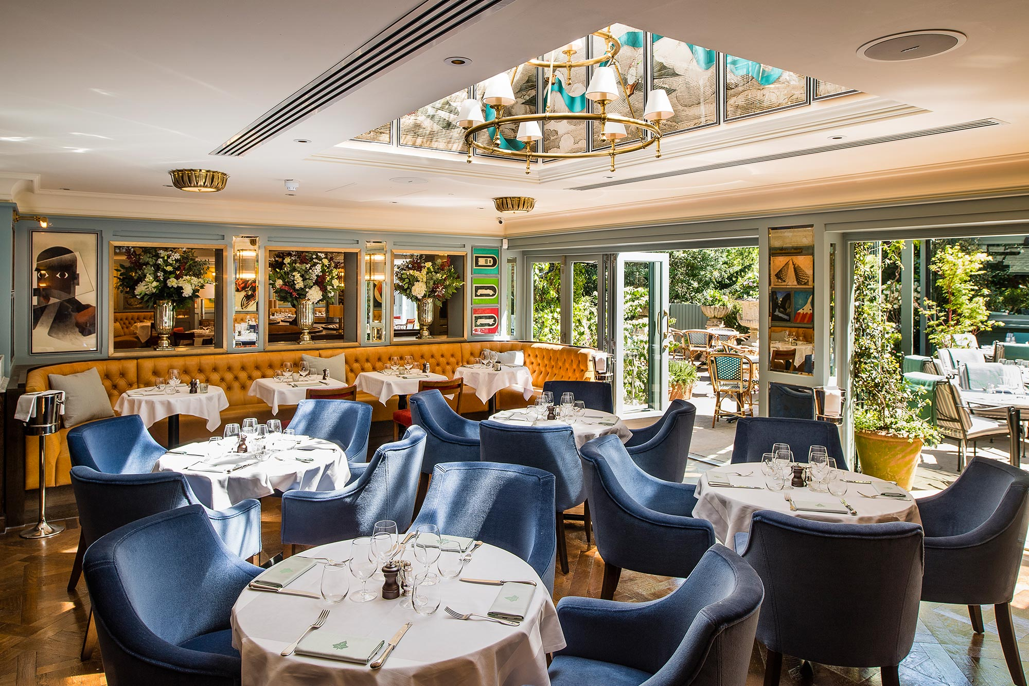 Restaurant Private hire in Cobham - The Ivy Cobham Brasserie - The Ivy Cobham Brasserie