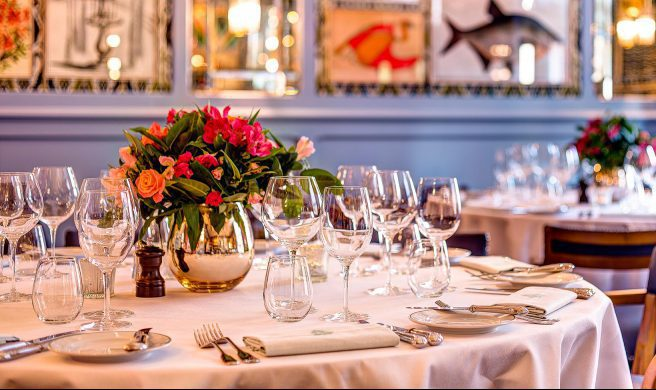 Private Dining at The Ivy Cafe, Richmond