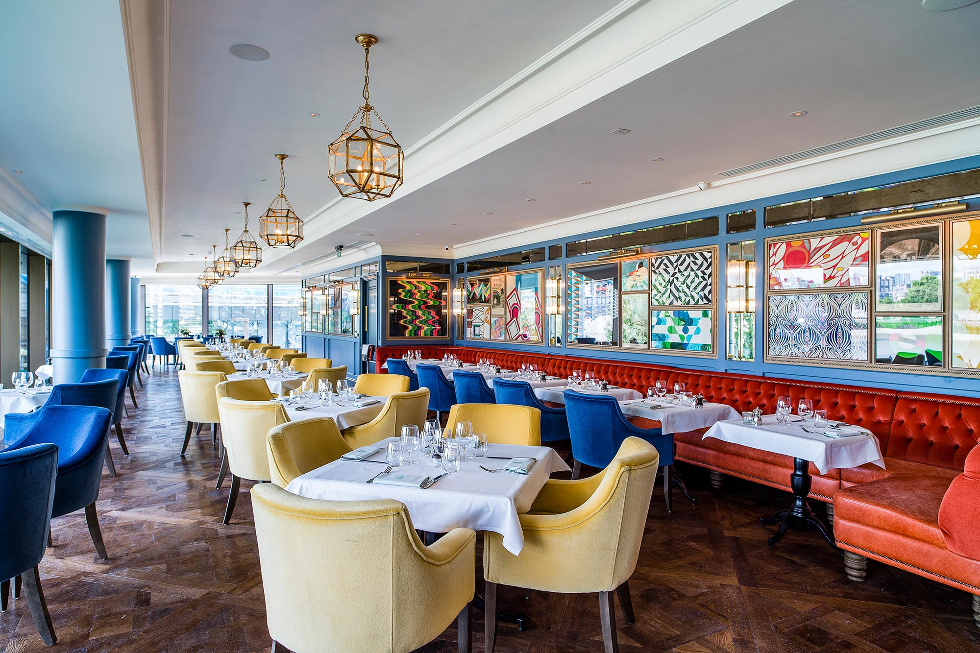 Best restaurants in Tower Bridge - The Ivy Tower Bridge, London - The Ivy Tower Bridge