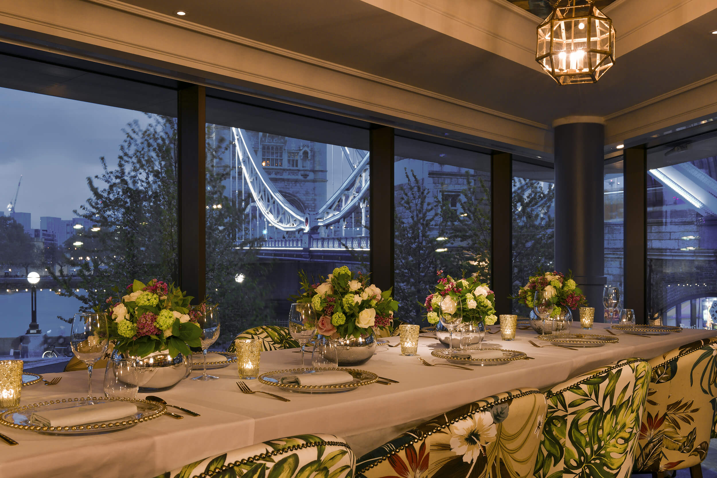 - The Ivy Tower Bridge