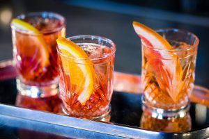 The Ivy on the Square Edinburgh - The Ivy Collection Negroni Set