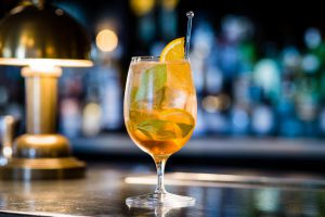 The Ivy on the Square Edinburgh - The Ivy Collection English Spritz