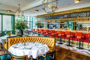 The Ivy on the Square, Edinburgh - Counter Dining