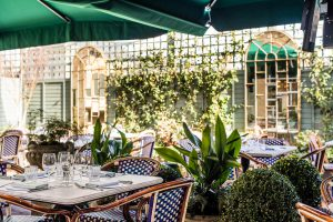 Outside Dining Bath, The Ivy Bath Brasserie