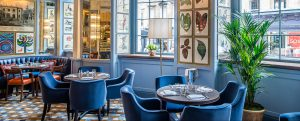 Places to eat in Bath, The Ivy Bath Brasserie