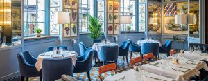 Set lunch in Bath at The Ivy Bath Brasserie