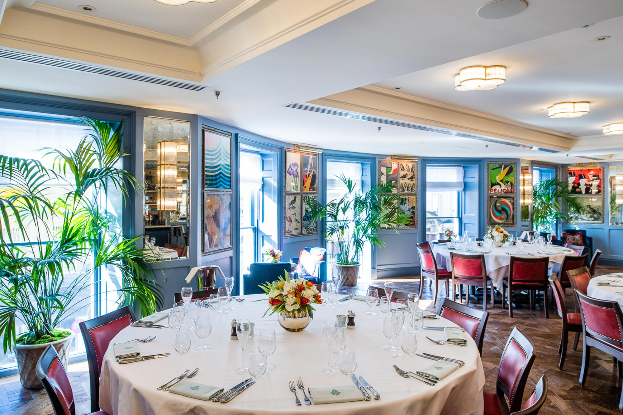 Private Dining Room in Bath, The Ivy Bath Brasserie - The Ivy Bath Brasserie