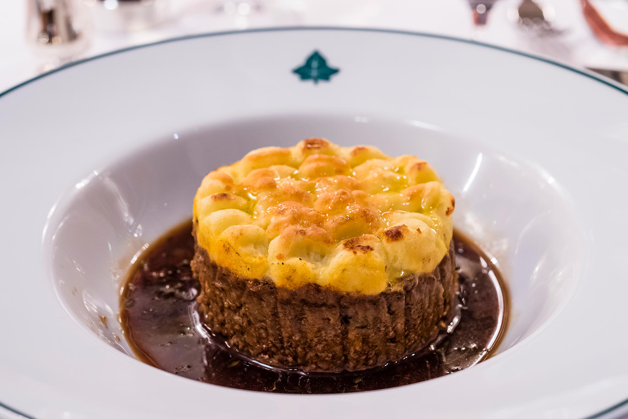 Dining out in Bath, The Ivy Bath Brasserie - Shepherd's Pie - The Ivy Bath Brasserie