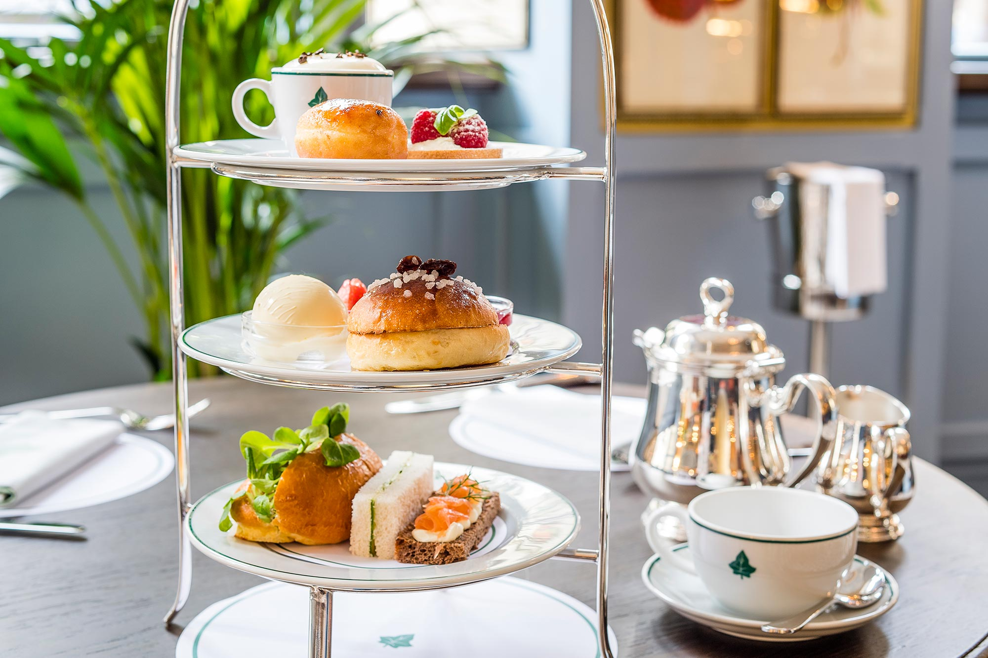 Afternoon Tea in Bath, The Ivy Bath Brasserie, Restaurant in Bath - The Ivy Bath Brasserie