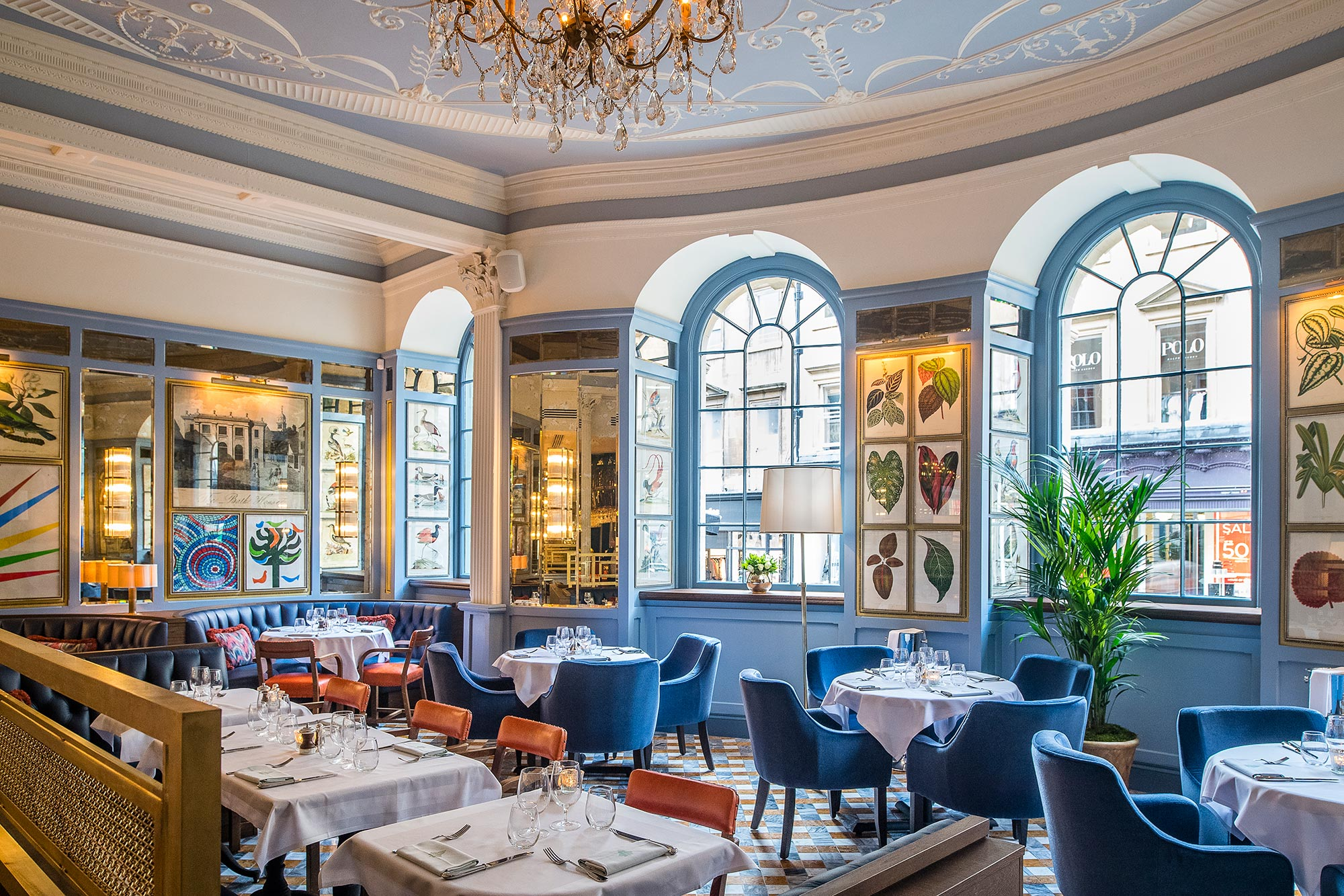 Restaurant near Bath Abbey, The Ivy Bath Brasserie - The Ivy Bath Brasserie
