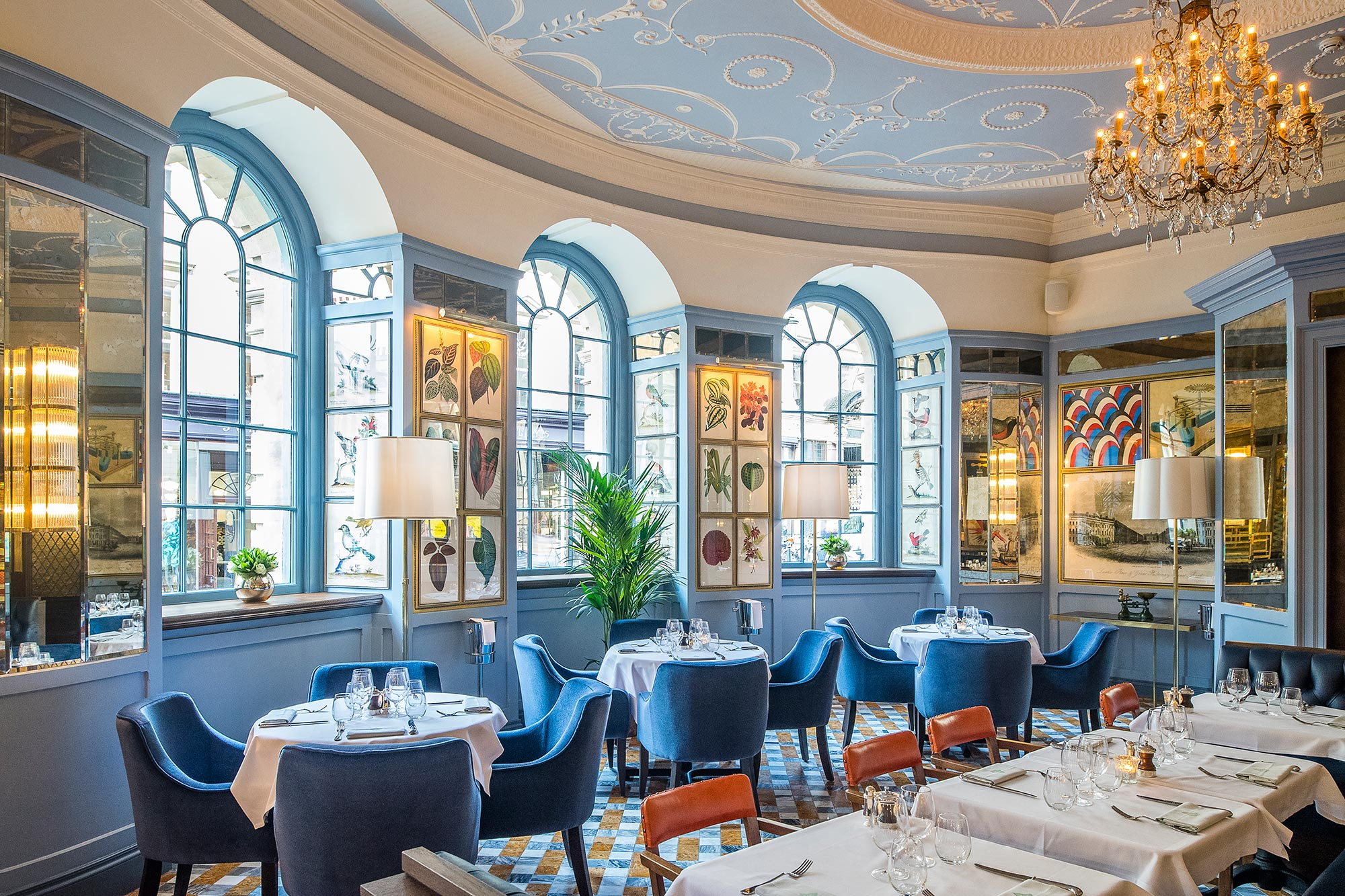 Restaurant in Bath City Centre, The Ivy Bath Brasserie - The Ivy Bath Brasserie