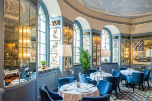 Breakfast in Bath at The Ivy Bath Brasserie, Restaurant in Bath