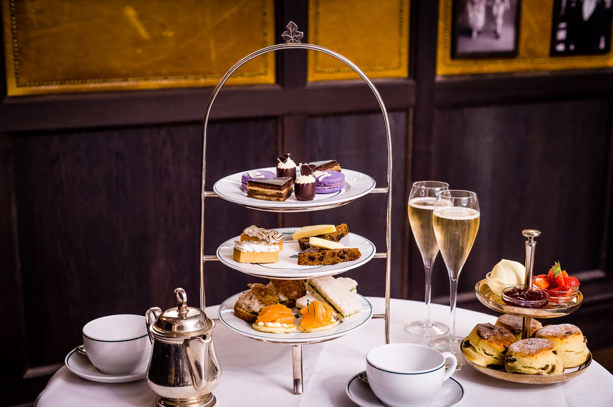 Afternoon tea in Harrogate - The Ivy Harrogate Brasserie - The Ivy Harrogate