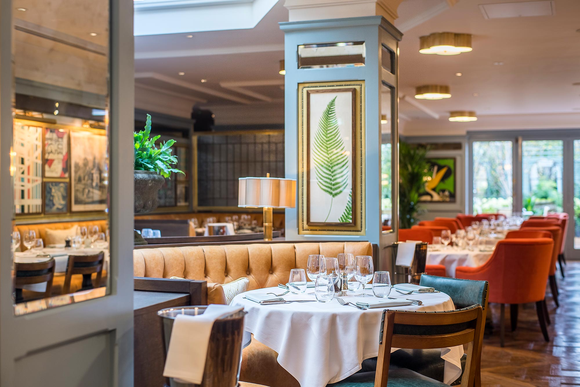 Restaurant in Harrogate - The Ivy Collection - The Ivy Harrogate