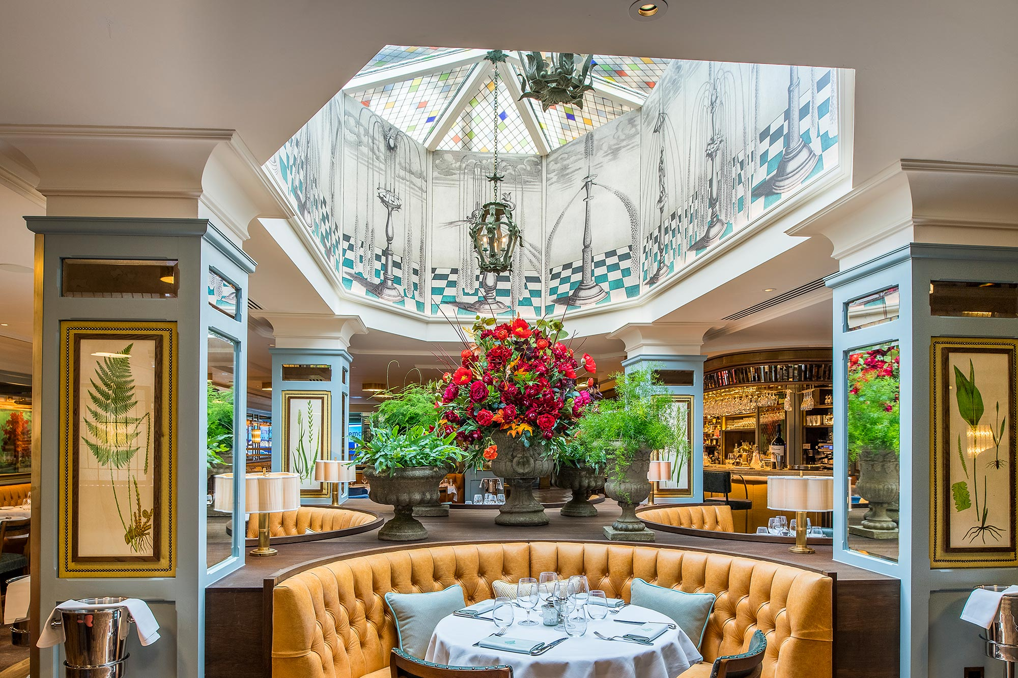 Eating out in Harrogate - The Ivy Harrogate Brasserie - The Ivy Harrogate