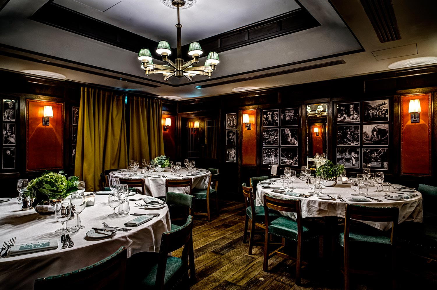 The-Ivy-Market-Grill-The-Galatea-Room,-round-tables-3 - The Ivy Market Grill