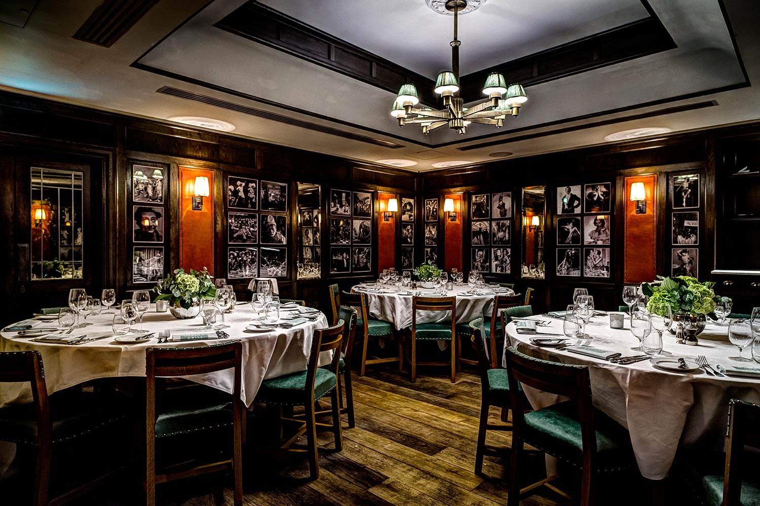 Private Dining Restaurant in Covent Garden - The Ivy Market Grill