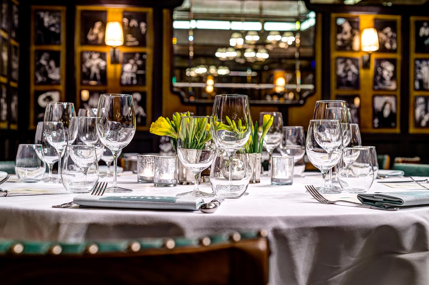 Private Dining Room in Covent Garden, London - The Ivy Market Grill