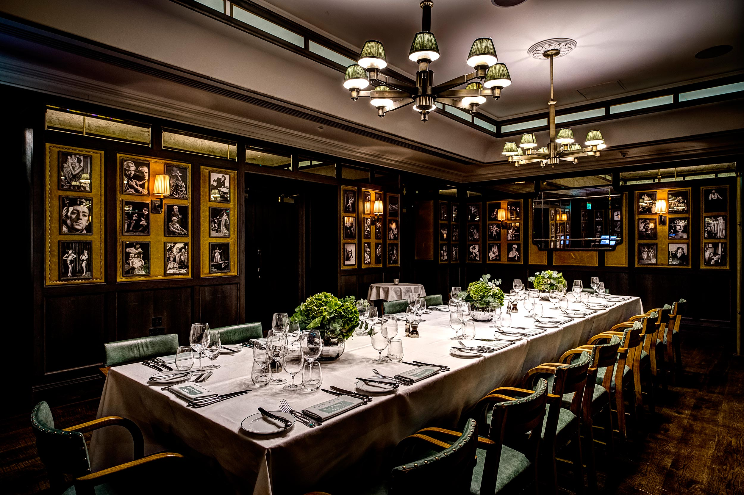 The Pygmalion Room - Covent Garden, London - The Ivy Market Grill