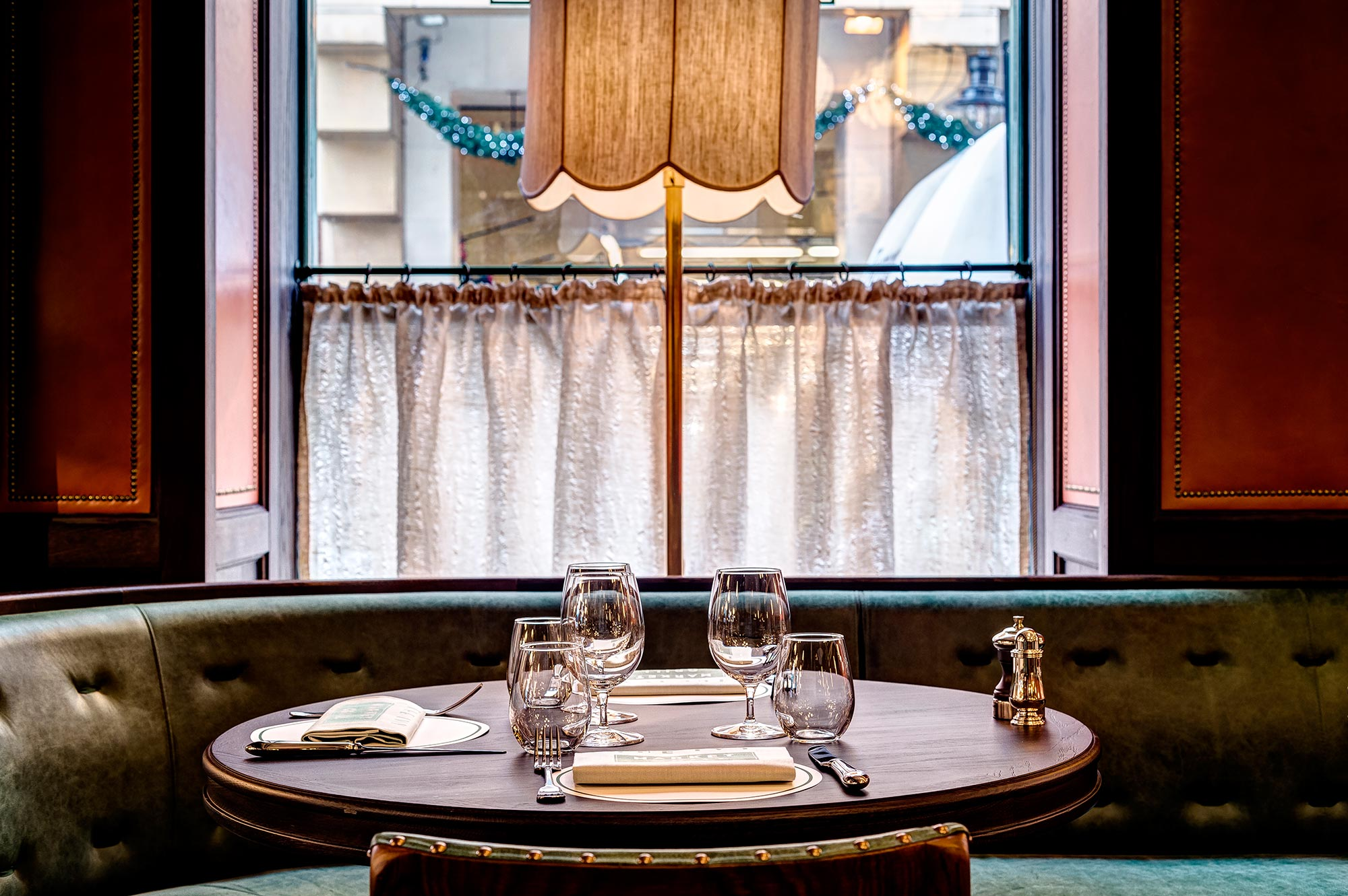 The Ivy Market Grill in Covent Garden by Paul Winch Furness - The Ivy Market Grill