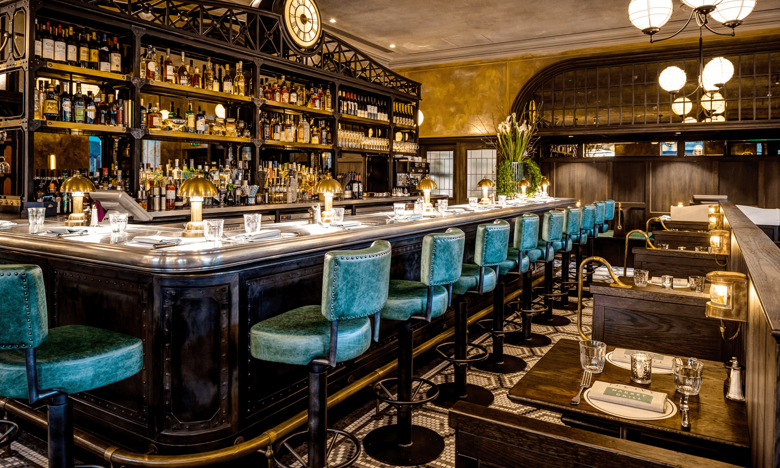 Pre and Post Theatre - The Ivy Market Grill, Covet garden