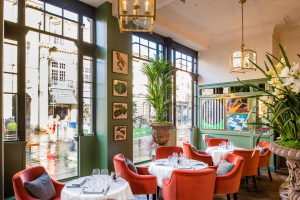 Places to eat in York, The Ivy St. Helen's Square Restaurant