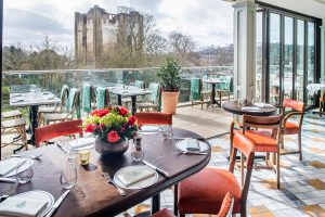 Breakfast in Guildford, The Ivy Castle View Guildford