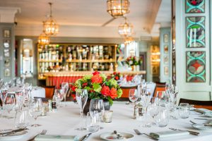 Restaurant for Large Groups in Guildford, The Ivy Castle View