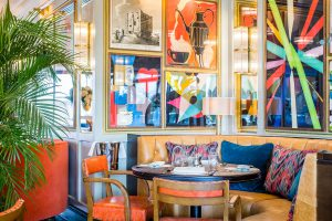 Brunch in Guildford, The Ivy Castle View Restaurant