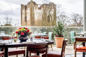 Restaurant in Guildford City Centre, The Ivy Castle View Guildford