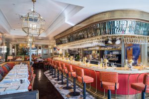 Eating out in Tunbridge Wells at The Ivy Royal Tunbridge Wells