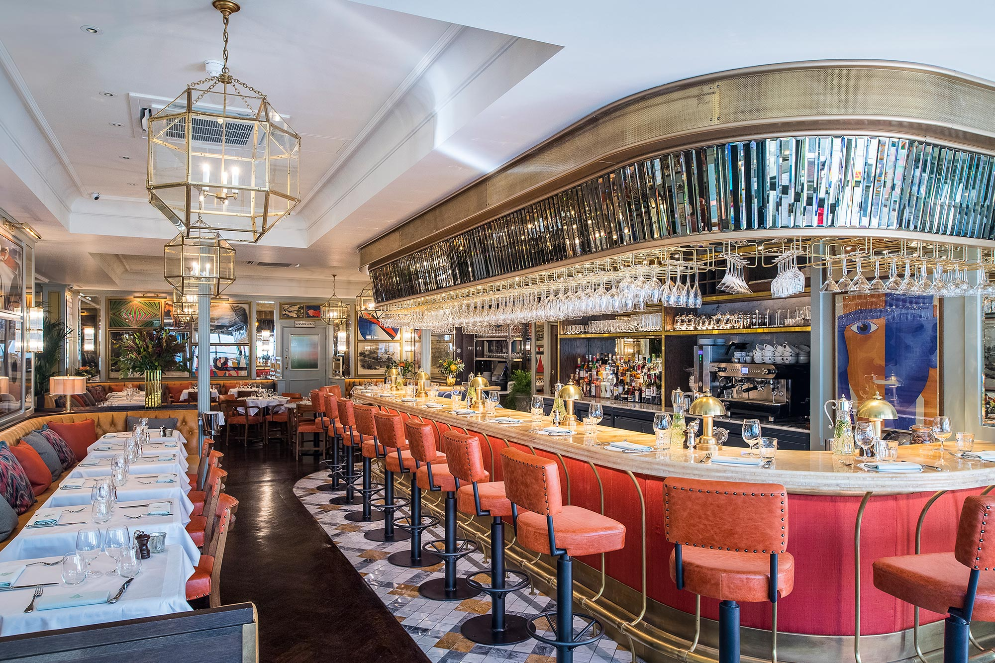 Eating out in Tunbridge Wells at The Ivy Royal Tunbridge Wells - The Ivy Royal Tunbridge Wells