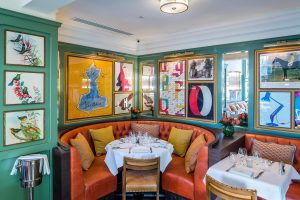 Places to eat in Cheltenham, The Ivy Montpellier Brasserie Cheltenham
