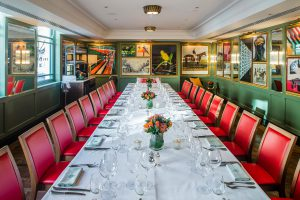 The Ivy Montpellier Brasserie Cheltenham - Private Dining Room