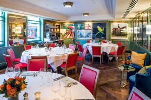 Corporate Dinner in Cheltenham, The Ivy Montpellier Brasserie