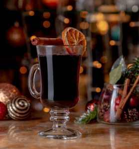 The Ivy Collection Mulled Wine