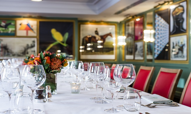 Private Dining at The Ivy Montpellier Brasserie, Cheltenham