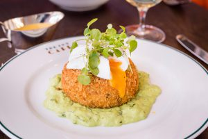 Weekend brunch at The Ivy Cafe Blackheath