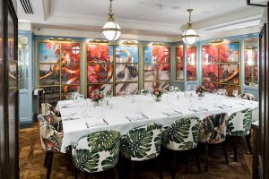 Private Dining Room in Cambridge, The Ivy Cambridge Brasserie
