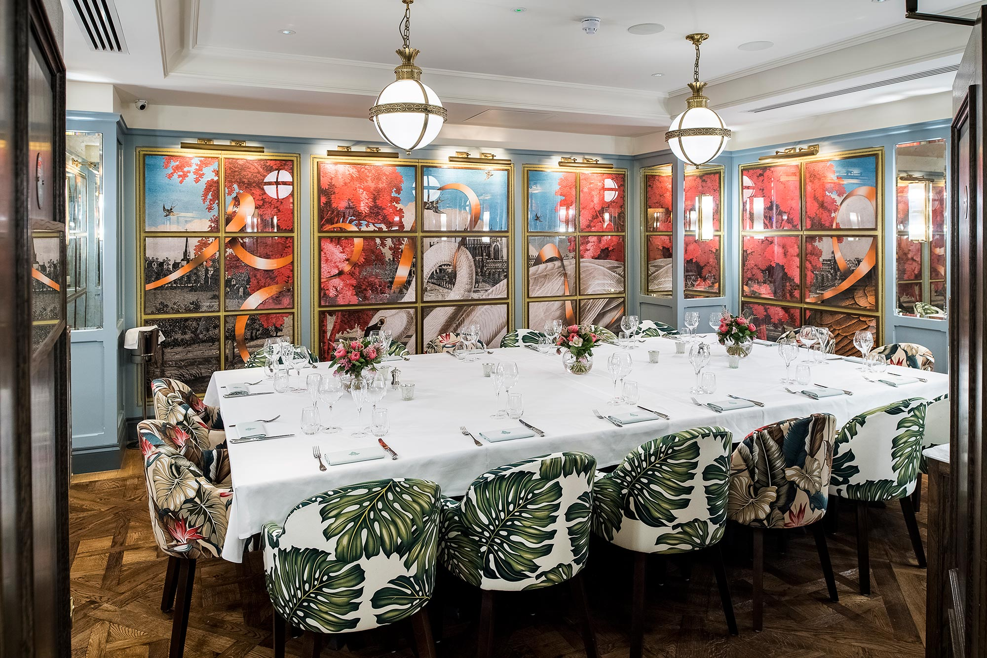 Private Dining Room in Cambridge, The Ivy Cambridge Brasserie - The Ivy Cambridge Brasserie
