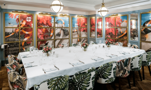 Restaurant for Large Groups near Cambridge University, The Ivy Cambridge Brasserie