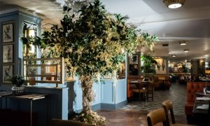 The Ivy Cambridge Brasserie - Month of Inspiration