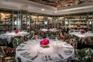 Restaurant Private Dining, The Ivy Dawson Street, Dublin