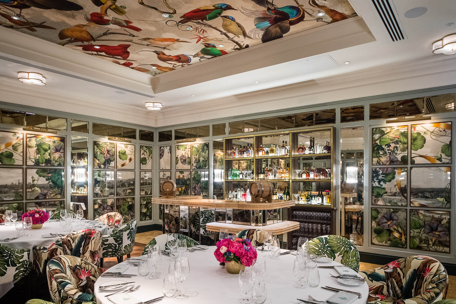 Private Dining Room in Dublin, The Ivy Dawson Street, Dublin - The Ivy Dawson Street Dublin