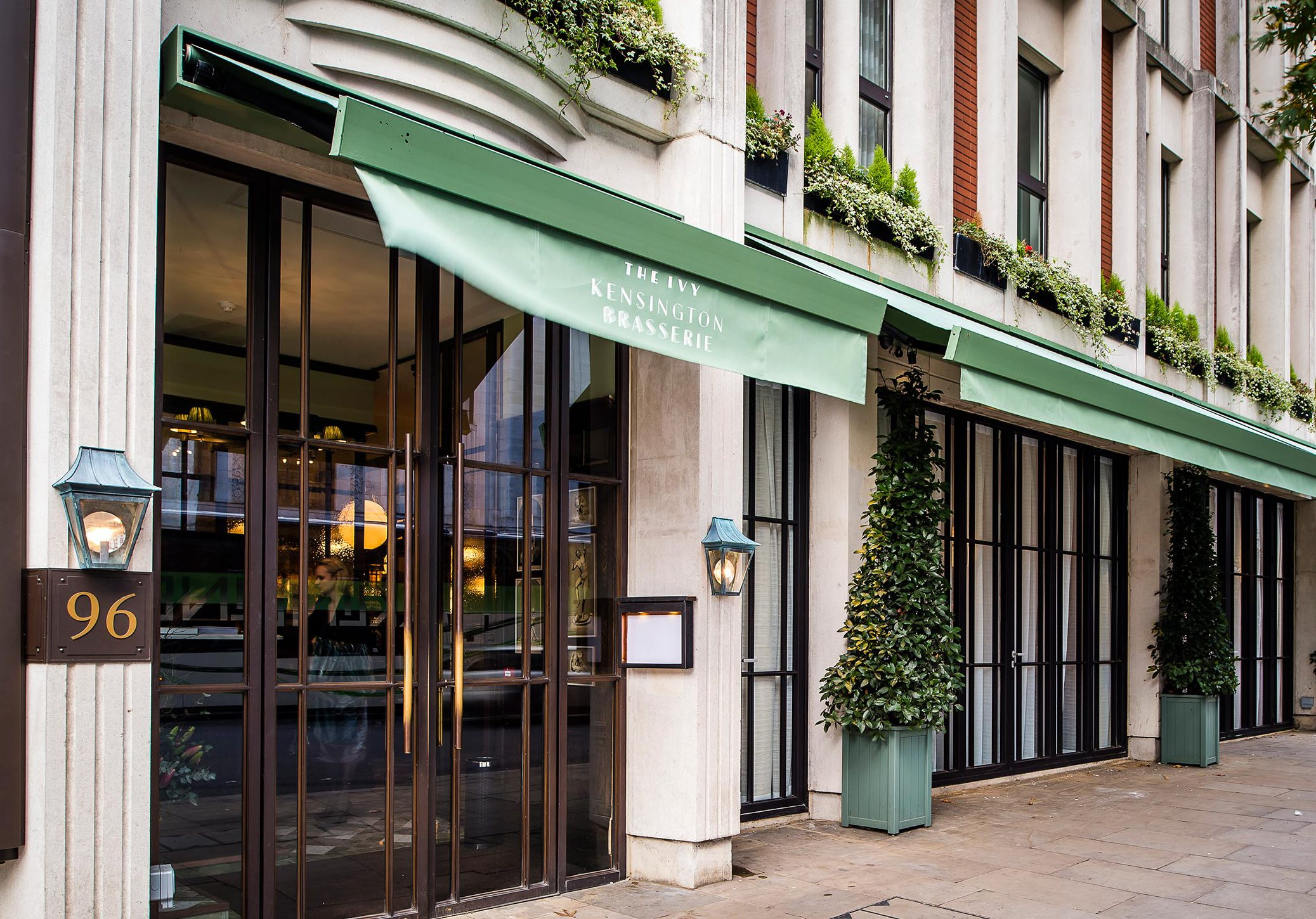 all day casual dining the ivy kensington brasserie london