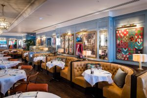 Brunch in Winchester at The Ivy Winchester Brasserie