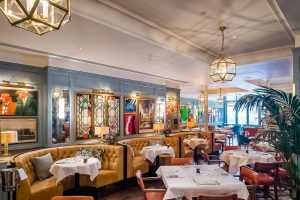 Dining in Winchester, The Ivy Winchester Brasserie