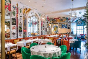 Afternoon tea in Brighton city centre - The Ivy in the Lanes Brighton
