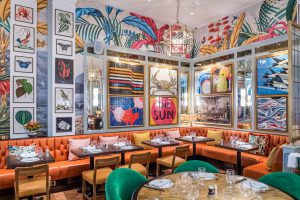 Brasserie in Brighton - The Ivy in the Lanes Brighton